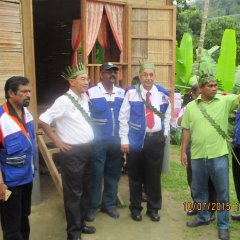 Doctors Reach Out To Orang Asli Community at Chenderiang in Tapah
